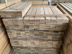 Deck com 1M de comprimento Pinus Autoclavado