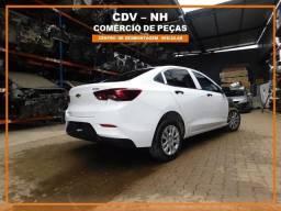 Sucata Chevrolet Onix Plus Sedan 1.0 Turbo 116cv 3cc Flex Aut 2020 (Somente Peças)