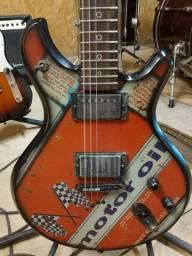 Guitarra Cort Motor Oil reguladíssima