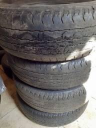 Jogo de pneus 265   70  16