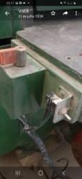 Desengrosso Dambroz semi aut om. Tem 2 motores- Banguu-Rj
