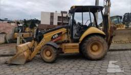 Retro escavadeira Caterpillar 416E / parcelamos