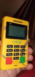 Minizinha Chip 2: Maquininhas sem celular com Chip e Wifi | PagSeguro