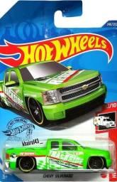 Hot Wheels Silverado