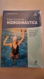 Livro Exercício de Hidroginástica novo na embalagem