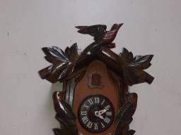 Relógio Cuco Germânico Original Floresta Negra 8 dias