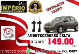 Amortecedores Chevrolet  Celta