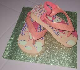 Lote de sapato para menina bem conservado