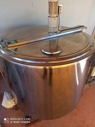 Resfriador de leite 500 litros