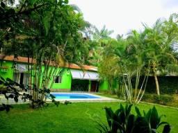 Chácara casa verde