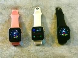 IWO 8 Lite Plus W34 S Smartwatch Faz e Recebe Ligação, Notificação Redes Sociais