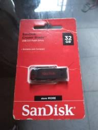 Cartão de memória 32 gb Sandisk