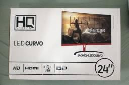 Monitor Led Curvo Hq24 *leia a descrição*