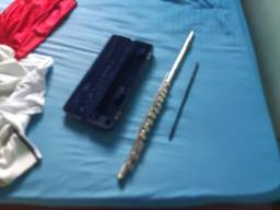 Flauta transversa nova