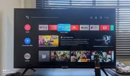 Smart tv TCL 32 semi nova