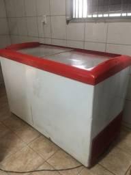 Freezer Sorvete Congelados
