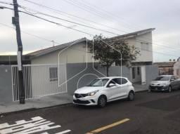 Casa à venda com 3 dormitórios em Sao miguel, Marilia cod:V13544