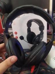 Headset C3Tech  NOVO aceito troca