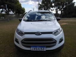 Ecosport se 2.0 aut. 2014 branca IPVA 2021 PAGO