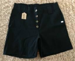 Shorts Plus Size NOVOS