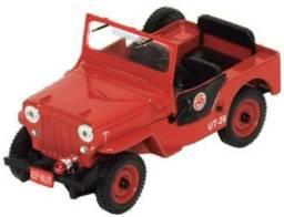 Miniaturas 1/43 Jeep Willys
