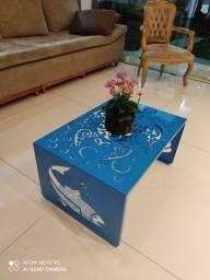 Mesa de Centro para Sala Decorativa Barata