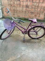 Bicicleta semi mova