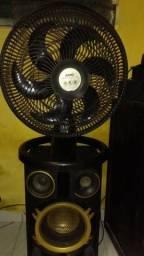 Vendo este ventilador para parede