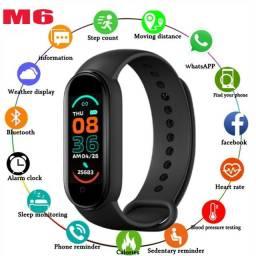 Relógio Pulseira inteligente Smartband fit pro M6 Smartwatch