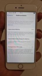 Iphone 7 Silver 32 gigas - Uberaba