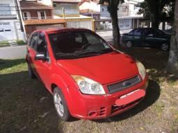 Fiesta 1.0 2008 vermelho
