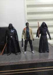 Bonecos personagens Star Wars
