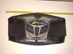 Cinta abdominal protork pilotos Motocross Trilha enduro