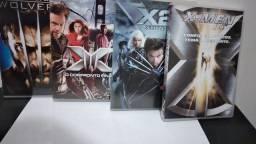 Dvd XMEN e Homem Aranha