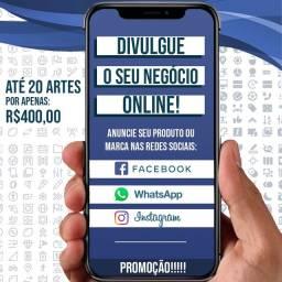 Arte para Redes sociais!