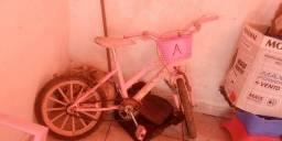 Bicicleta rosa