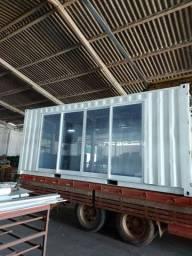 Locação container