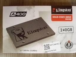 Ssd Kingston 240 GB Novo 100%  Original Promoção
