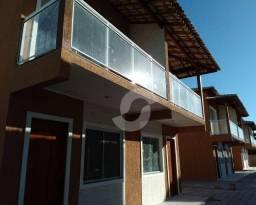 Título do anúncio: Casa com 2 dormitórios, 1 suíte à venda , 65 m² por R$ 260 - Jardim Atlântico Leste (Itaip