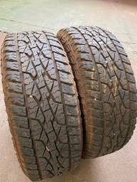 Par pneus semi-novos 205/65/15 winrun maxclaw AT
