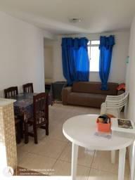 Apartamento mobiliado, 02 quartos, valor $: 1.000, condomínio, agua e gás