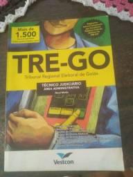 Livro TRE-GO