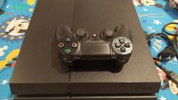 PS4 FAT 500 gigas 1 controle impecável