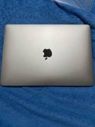 Apple MacBook Air Retina 128gb 2019 Cinza Espacial - Muito novo!!!