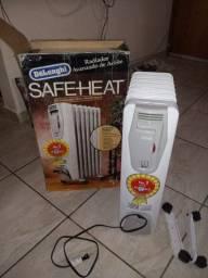 Climatizador ar quente