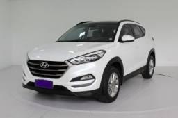 Hyundai Tucson 1.6 Turbo GDI Flex 4P Automátizado 7M Branco