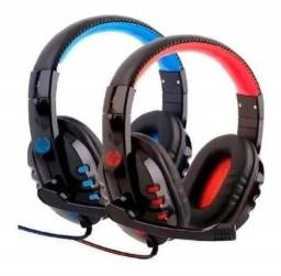 Fone gamer headset