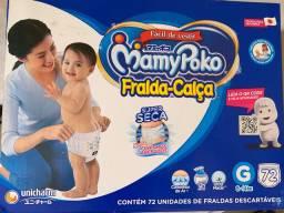 Fralda Calça Mamy Poko G