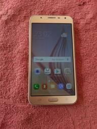 Samsung J7 Normal Dourado 16GB, 4G 330$