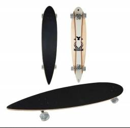 Skate Longboard Truck Blindado Completo Profissional Montado